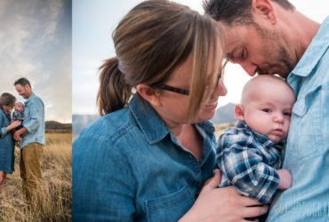Family Photos in the Organ Mountains